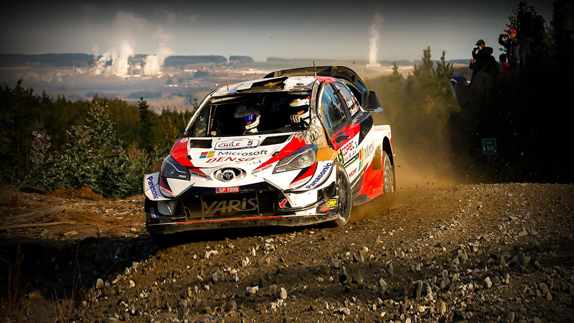 中国越野拉力赛官网_丰田中国 — 世界拉力锦标赛(WRC)